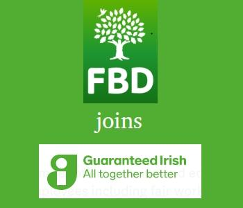 FBD joins Guaranteed Irish